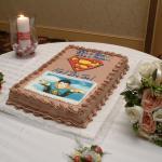 chocolate grooms cake