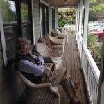 Foto de The Wild Iris Inn