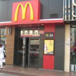 麥當勞(解放路店)照片