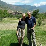 Foto de Royal Thimphu Golf Course