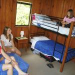 YHA Te Anau family room