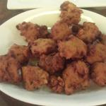 Vegetable Pakora - not in the way I like it