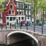 Tourist Run on Prinsengracht