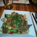 Tokio Beef noodles
