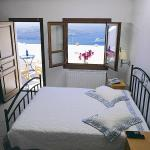 Superior double room with Volcano view and balcony