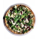 Spinach & Goat Cheese Pizza