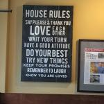 house rules