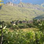 Thendele Camp, Drakensberg Mountain