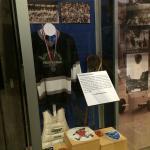 Lacrosse display