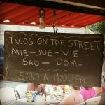 Must order a Don Julio margarita.  Best in town!