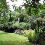 Le Jardin au bord de la rivière