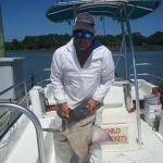 4/9/15 Captain Jon Everetts on the Hobo