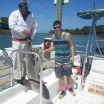 Hobo fishing paid off