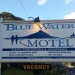 Foto de Blue Water Motel