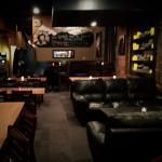 Inside of pub