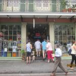 The store front