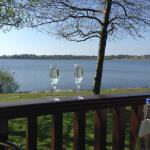 Prosecco at Wineport