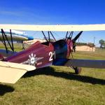Be sure to take a flight on the 1929 New Standard Biplane.