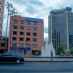 centro financiero Bogotá