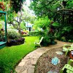 Foto de Garden Island Inn Hotel