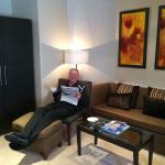 Foto de Rocpool Reserve hotel & Chez Roux