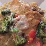 Chicken Almafi