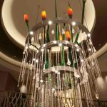 Northern Quest Resort & Casino chandelier