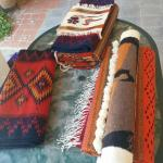 The rugs we bought