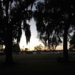Sunrise at The Palmer House
