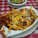 Antonio's chili cheese fries