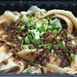 Cheng du hand shaven noodles