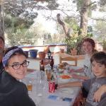 Loved Dimitris's cooking at Galini taverna