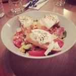 Les beaux jours arrivent , les salades avec ��