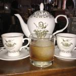 Hendrick's High Tea and Smokey Old Fashioned