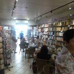 Independent bookshop meets coffee shop