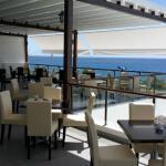 Foto van Indigo Bar and Restaurant
