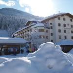 Tirolerhof im Winter