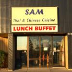 Sam's Thai and Chinese Cuisine