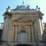 Le musée d'Art Sacré de Dijon est situé dans l'église Sainte-Anne.