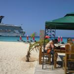 Barefoot Cabana - the place to be in Grand Turk!