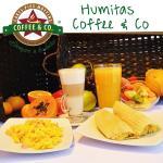 Desayuno Humitas Coffee&Co
