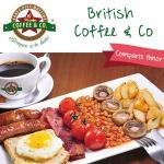 Desayuno British Coffee&Co