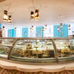 Ice Cream counter