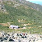 Madison springs Hut