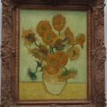 Gogh Sunflower