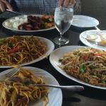Lunch at Tsangs Hanover MA