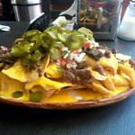 Nachos especiales Frida Café-Bar