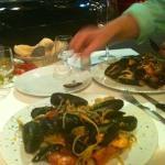 fantastic Seafood Spaghetti !