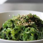 Salade d'Algues Hiyashi Wakame
