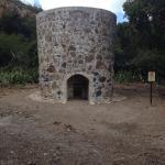 Restored Lime Kiln